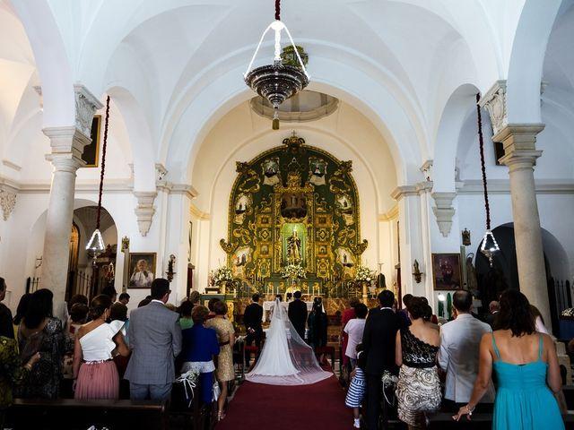 La boda de Javier y Alicia en La Carlota, Córdoba 15