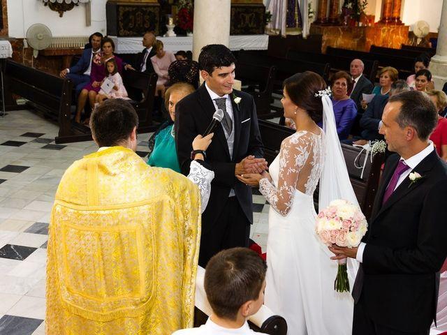 La boda de Javier y Alicia en La Carlota, Córdoba 17
