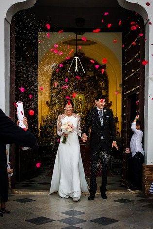 La boda de Javier y Alicia en La Carlota, Córdoba 18
