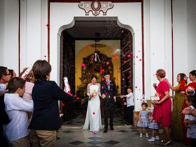 La boda de Javier y Alicia en La Carlota, Córdoba 19