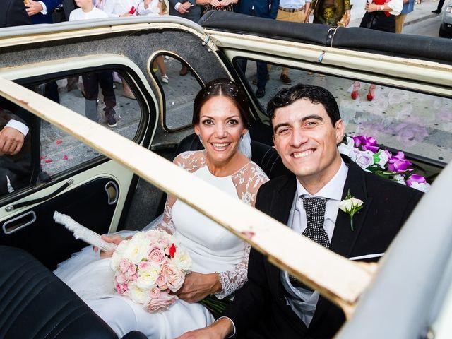 La boda de Javier y Alicia en La Carlota, Córdoba 21