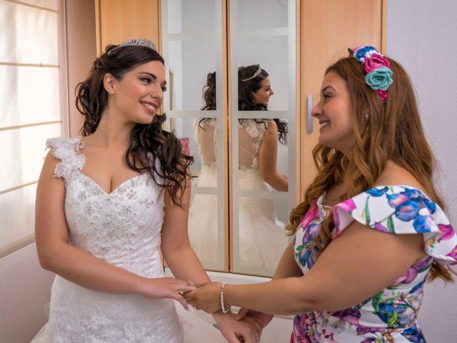 La boda de Fran y Carmen en Salobreña, Granada 9