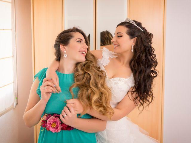 La boda de Fran y Carmen en Salobreña, Granada 10
