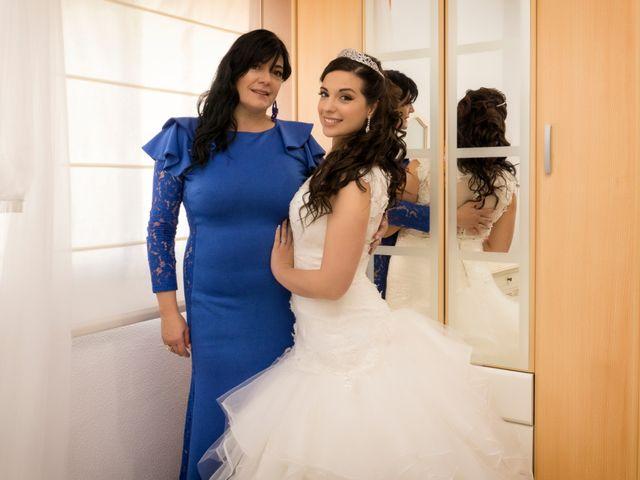 La boda de Fran y Carmen en Salobreña, Granada 12