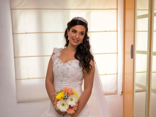 La boda de Fran y Carmen en Salobreña, Granada 15