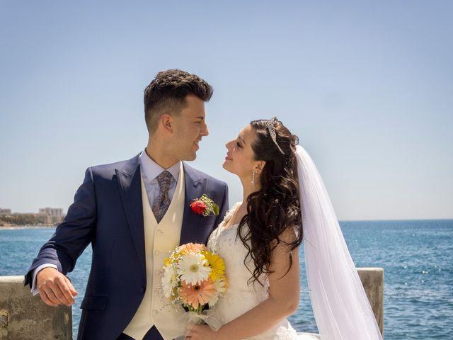 La boda de Fran y Carmen en Salobreña, Granada 17