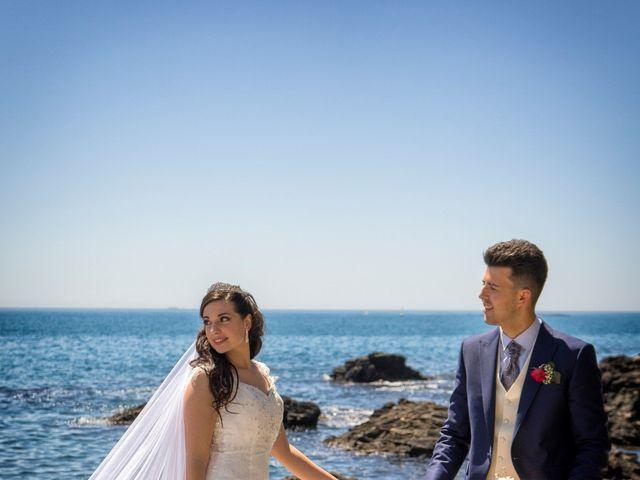 La boda de Fran y Carmen en Salobreña, Granada 19