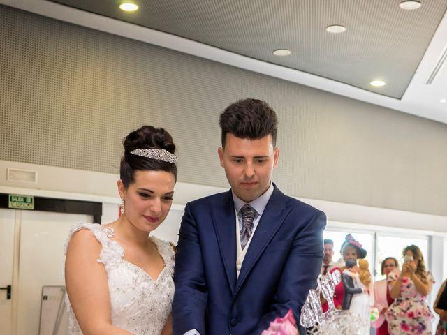 La boda de Fran y Carmen en Salobreña, Granada 23