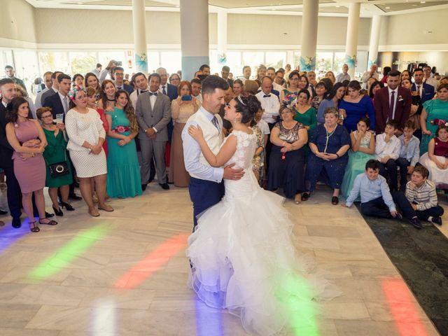 La boda de Fran y Carmen en Salobreña, Granada 24