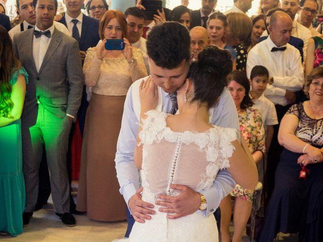 La boda de Fran y Carmen en Salobreña, Granada 25