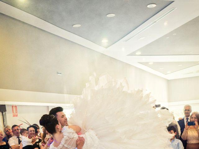 La boda de Fran y Carmen en Salobreña, Granada 26