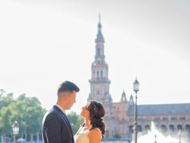 La boda de Fran y Carmen en Salobreña, Granada 27