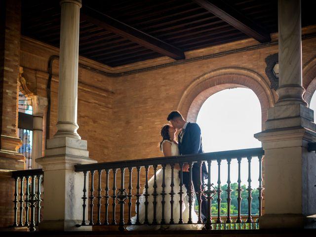 La boda de Fran y Carmen en Salobreña, Granada 28