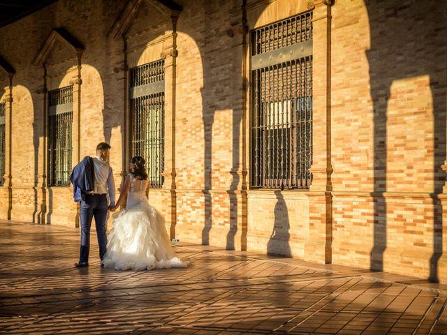 La boda de Fran y Carmen en Salobreña, Granada 29