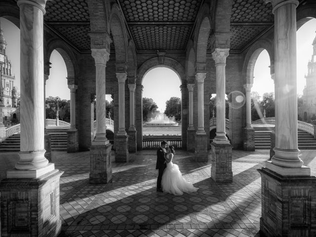 La boda de Fran y Carmen en Salobreña, Granada 31