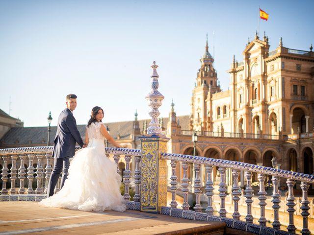 La boda de Fran y Carmen en Salobreña, Granada 33