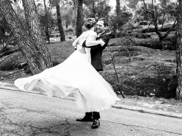 La boda de Elena y Seppe