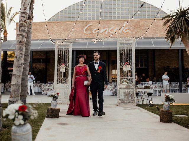 La boda de Sergio y Sonia en Sueca, Valencia 1