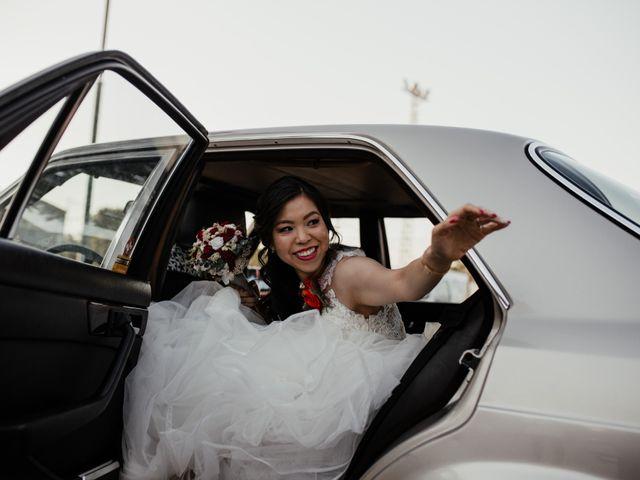 La boda de Sergio y Sonia en Sueca, Valencia 4