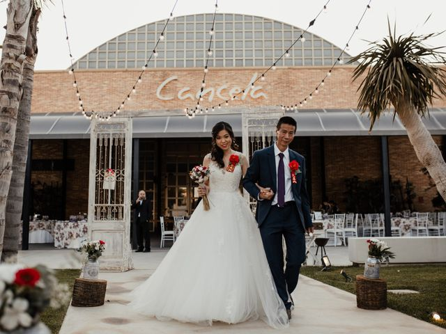 La boda de Sergio y Sonia en Sueca, Valencia 6