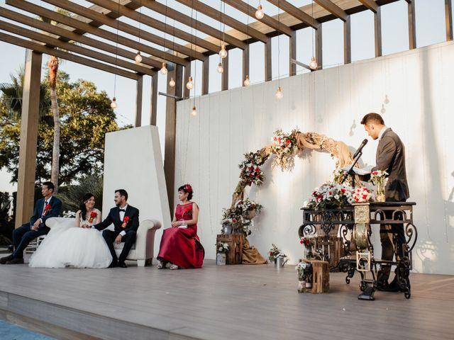 La boda de Sergio y Sonia en Sueca, Valencia 7