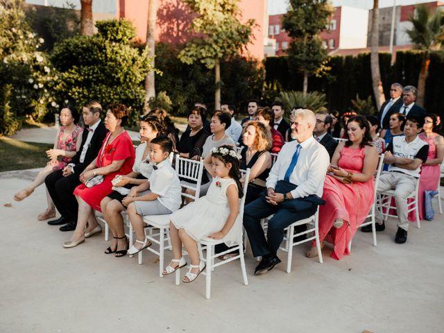 La boda de Sergio y Sonia en Sueca, Valencia 8