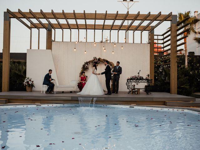 La boda de Sergio y Sonia en Sueca, Valencia 12