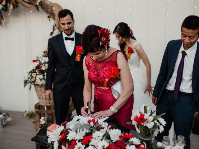 La boda de Sergio y Sonia en Sueca, Valencia 15