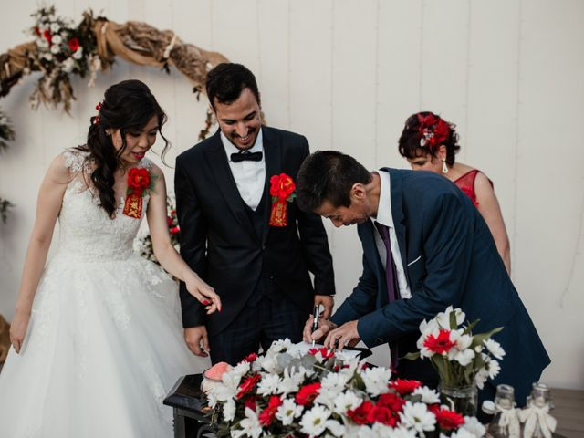 La boda de Sergio y Sonia en Sueca, Valencia 16