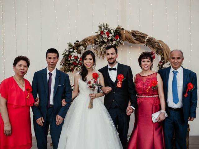 La boda de Sergio y Sonia en Sueca, Valencia 17