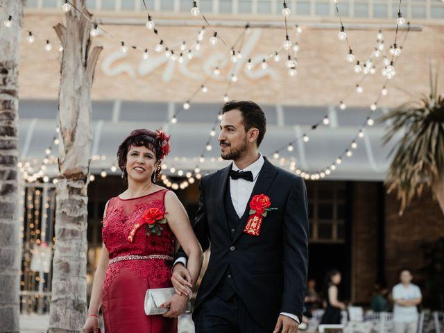 La boda de Sergio y Sonia en Sueca, Valencia 65