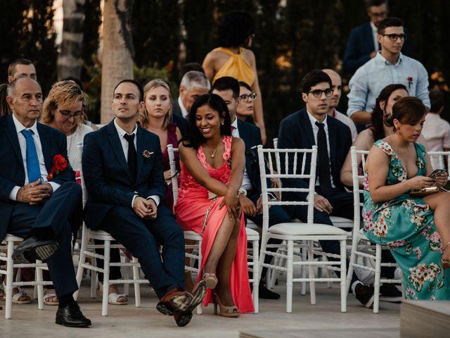 La boda de Sergio y Sonia en Sueca, Valencia 82