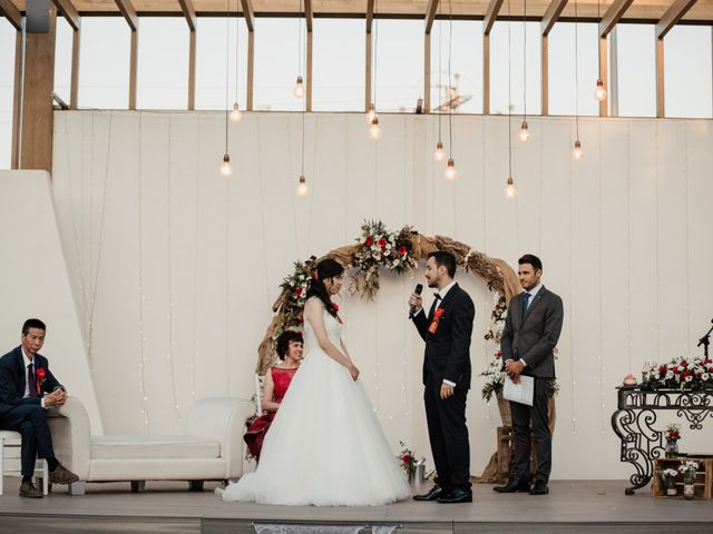 La boda de Sergio y Sonia en Sueca, Valencia 88