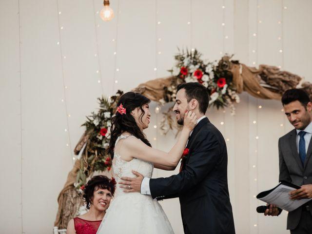 La boda de Sergio y Sonia en Sueca, Valencia 90
