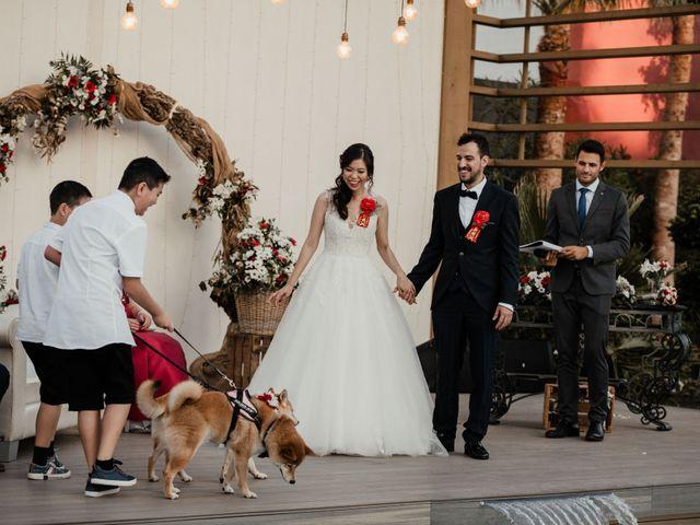 La boda de Sergio y Sonia en Sueca, Valencia 91
