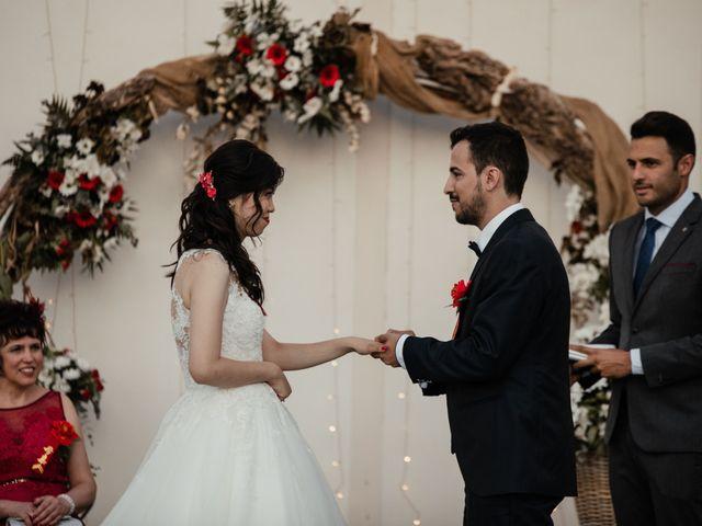 La boda de Sergio y Sonia en Sueca, Valencia 92