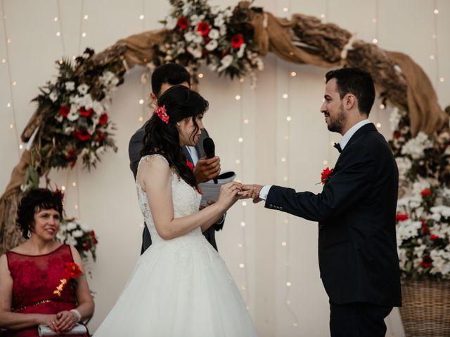 La boda de Sergio y Sonia en Sueca, Valencia 93