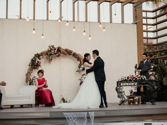 La boda de Sergio y Sonia en Sueca, Valencia 95