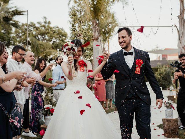 La boda de Sergio y Sonia en Sueca, Valencia 97
