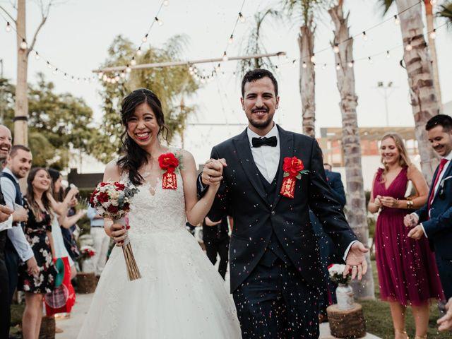 La boda de Sergio y Sonia en Sueca, Valencia 98