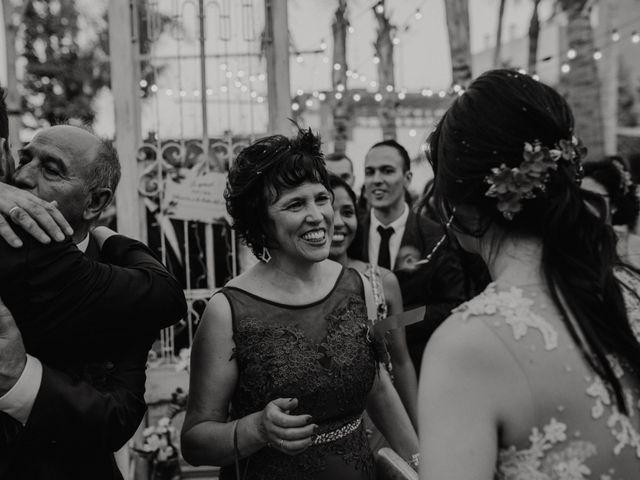 La boda de Sergio y Sonia en Sueca, Valencia 100