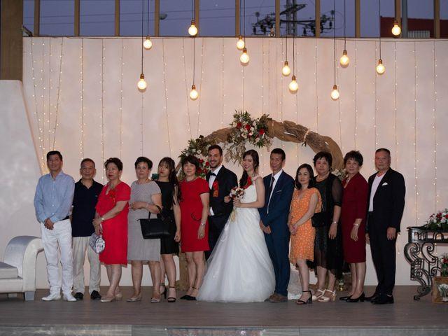 La boda de Sergio y Sonia en Sueca, Valencia 107