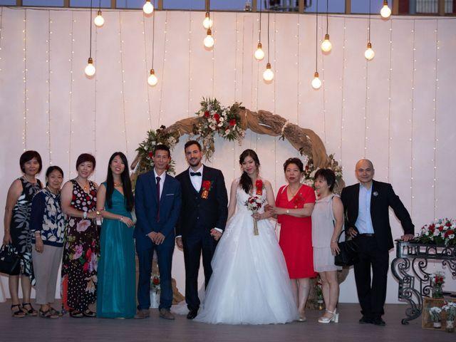 La boda de Sergio y Sonia en Sueca, Valencia 108