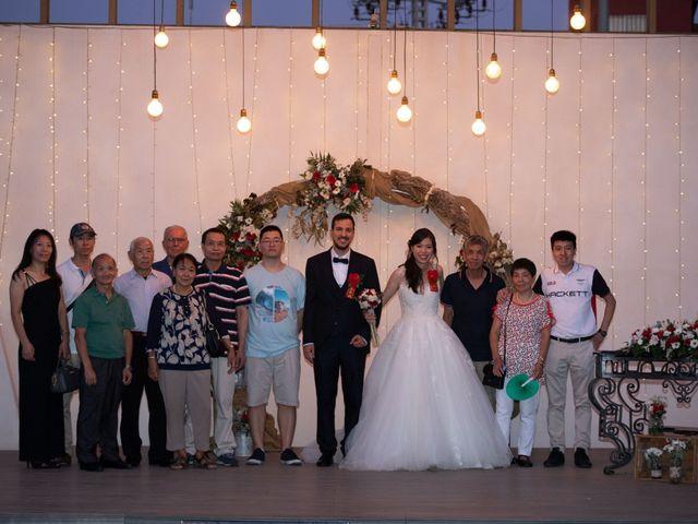 La boda de Sergio y Sonia en Sueca, Valencia 109