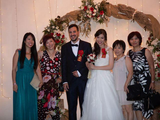 La boda de Sergio y Sonia en Sueca, Valencia 110
