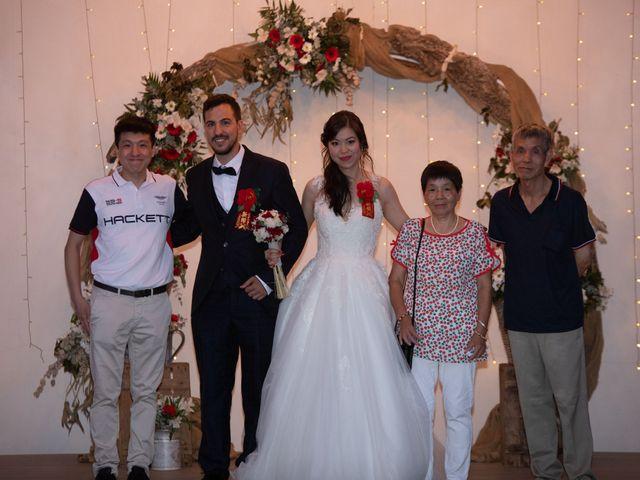 La boda de Sergio y Sonia en Sueca, Valencia 111