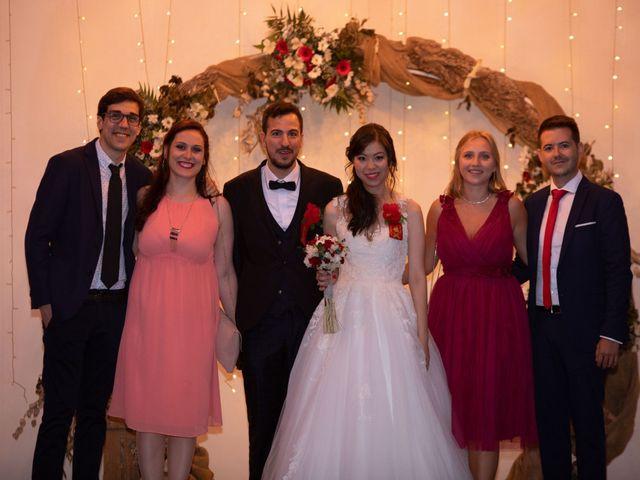 La boda de Sergio y Sonia en Sueca, Valencia 117