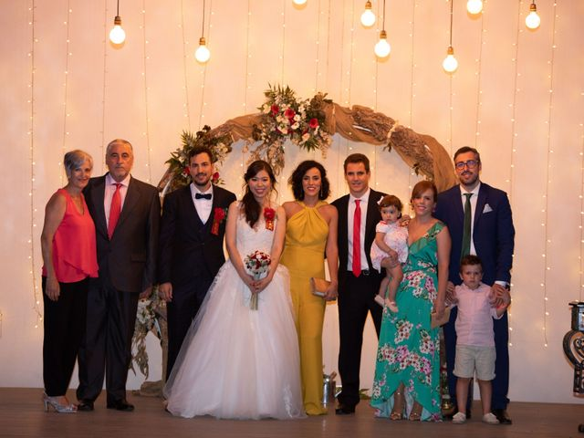La boda de Sergio y Sonia en Sueca, Valencia 121