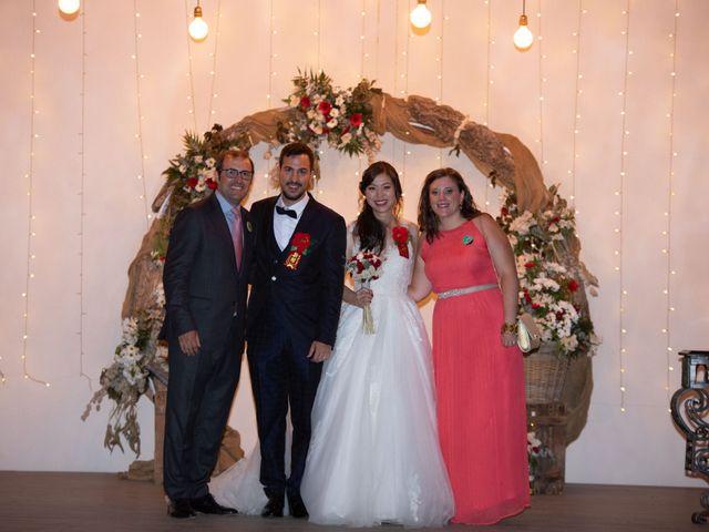 La boda de Sergio y Sonia en Sueca, Valencia 122