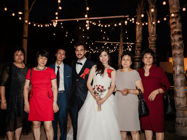 La boda de Sergio y Sonia en Sueca, Valencia 123